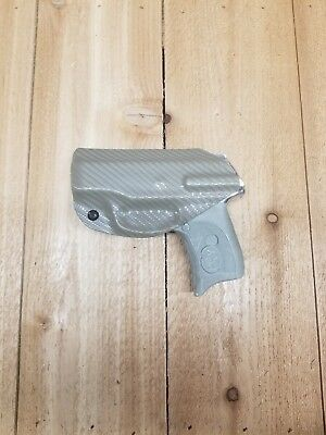 Ruger LC9 LC9s EC9s LC380 Flat Dark Earth FDE Carbon Kydex Holster Right