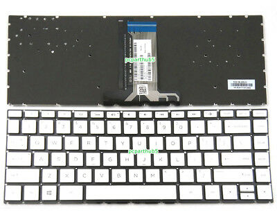For HP Pavilion x360 14m-ba011dx 14m-ba013dx 14m-ba015dx keyboard US backlit GT