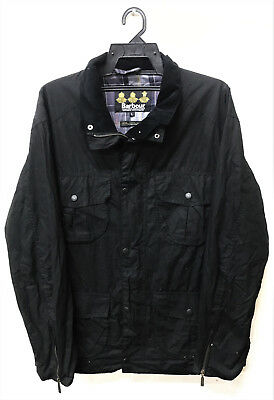 Men's Barbour A93 Flyweight Wax Utility Jacket Weather Resistant Size L