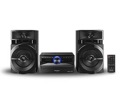 PANASONIC SC-UX100 300 watt cd usb port stereo system NEW