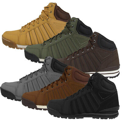 382021c1cd7fad K-Swiss Norfolk SC Schuhe Herren Outdoor Boots High Top Sneaker Trekking  05677
