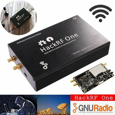 HackRF 1 One RTL SDR Software Defined Radio Board 1MHz-6GHz transceiver &case AU