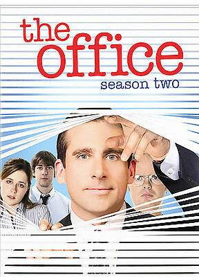 DVD: The Office: Season Two, . Good Cond.: Steve Carell, John Krasinski, Jenna F