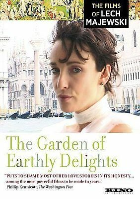 DVD: The Garden of Earthly Delights, Lech Majewski. Acceptable Cond.: Claudine S