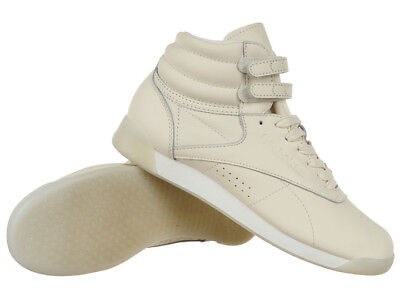 5912c8c7fff8db Women s Sneakers Reebok Classic Freestyle High Face 35 Trainers Beige Shoes
