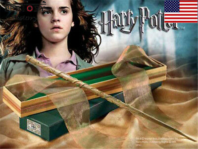 Harry Potter Hermione Magical Stick Wand Cosplay Props Child Collectible Gift