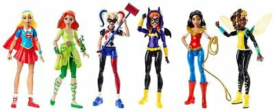 DC Comics DC Super Hero Girls Ultimate Collection Action Figure 6-Pack Supergirl