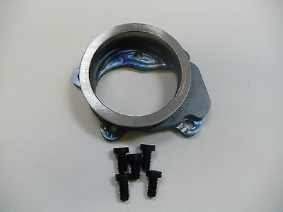 """3.0 """" V-Band Turbo Downpipe Flangia Garrett T25 T28 Gt28 Gt28rs Gt2860rs"""