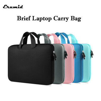 Brief Carry Pouch Laptop Sleeve Hand Case Bag for Lenovo Macboook HP 11/13/15 UK