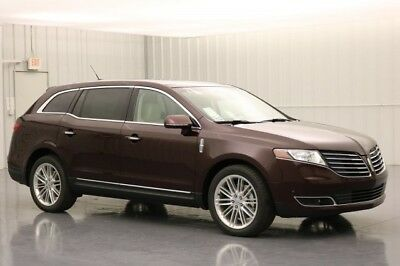 Lincoln MKT RESERVE 3.5 V6 ALL WHEEL DRIVE SUV SUNROOF NAV MSRP $56585 MKT ELITE EQUIPMENT GROUP TECHNOLOGY PACKAGE SECOND ROW CAPTAINS CHAIRS