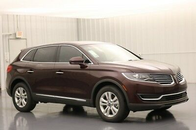 Lincoln MKX PREMIERE 3.7 V6 SYNC3 TOUCHSCREEN ALL WHEEL DRIVE AWD MSRP $43150 LINCOLN SOFT TOUCH SEATS APPEARANCE PROTECTION PACKAGE XPEL PAINT PROTECT