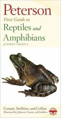 Peterson First Guide: Peterson First Guide to Reptiles and Amphibians by...