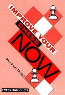 Improve Your Chess Now, Tisdall, Jon, Acceptable Book