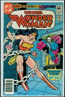 DC Comics WONDER WOMAN #296 Huntress VG 4.0