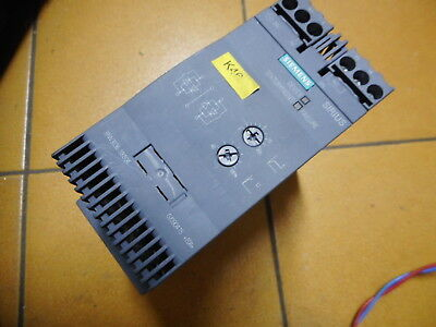 SIEMENS FURNAS -- SEMICONDUCTOR SOFT STARTER -- 45amps 22Kw -- 3RW3036-1BB04