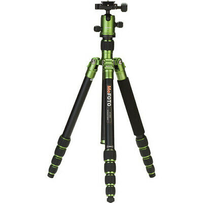MeFoto Roadtrip Travel Tripod Kit Titanium A1350Q1T - Display W/ FULL Warranty
