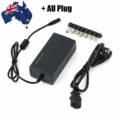 96W Universal Laptop Charger Notebook Power adapter for HP DELL IBM Lenovo AU SN