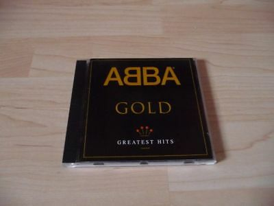 CD Abba - Gold - Greatest Hits - 1992 - 19 Songs