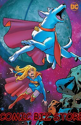 Supergirl #22 (2018) 1St Print Conner Variant Cover Dc Universe Bagged & Boarded