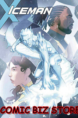 Iceman #1 (Of 5) (2018) 1St Printing Main Cover Bagged & Boarded Marvel Comics