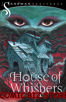 House Of Whispers  #1 (2018) 1St Printing Main Cover Dc Comic Universe