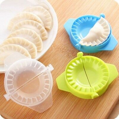 1/2pcs Pasticceria Attrezzo Dumpling Maker Dough Cutter Press Cucina Accessori