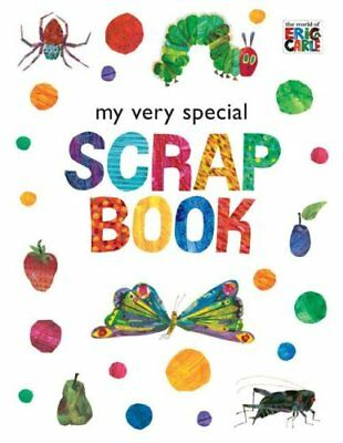 The World of Eric Carle: My Very Special Scrapbook by Eric Carle (2009,...