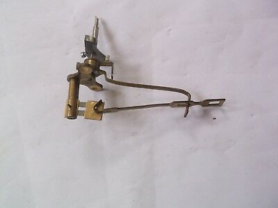 Smiths Escapement Leader Arm Etc  From An Old 4X4 Chime  Mantle Clock Ref S49