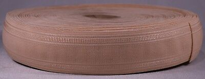 "1354g roll of 2"" inch light pink woven elastic (b stock segmented)"