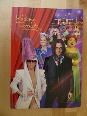 Madame Tussauds Amsterdam Guide Michael Jackson Lady Gaga Barack Obama Picasso