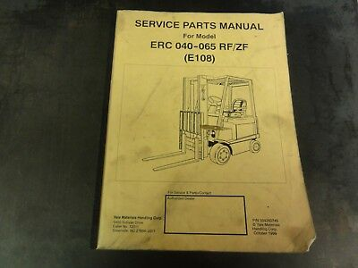 parts yale diagram fork lift gtp060 explained wiring diagrams yale forklift battery yale service parts manual erc 040 065 rf zf, 1585 $35 60 picclick parts yale diagram fork lift gtp060