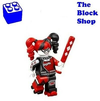 2016! LEGO® Batman Movie MiniFigure Harley Quinn Pigtails