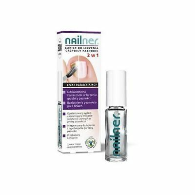 🔥 Nailner Brush 2 in 1 || Nail Infection Repair || Fungus Treatment || 5 ML