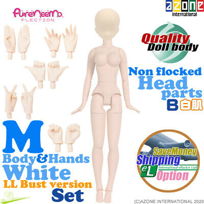 AZONE PFL020-FLS 1/6 Pure Neemo FLECTION S White Girl Body Blythe fit Doll NEW