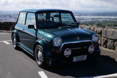 1992 Rover Mini ERA Turbo. Rare and highly collectable – only 15,000 kms
