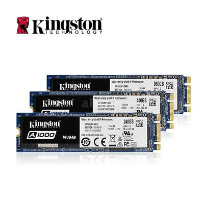 Kingston 240/480/960GB M.2 2280 SSD Solid State Drive TLC NAND for Desktop X9T1