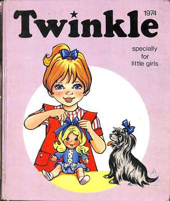 Twinkle 1974, , Good Condition Book, ISBN