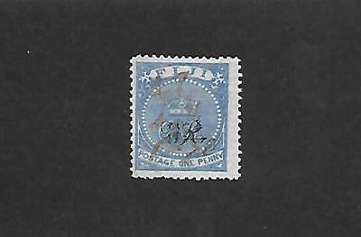 Fiji Stamp #36 (Used) From 1877