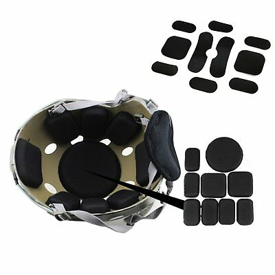 EVA Airsoft Military Tactical Protective Pad for Helmet Paintball Hunting Soft