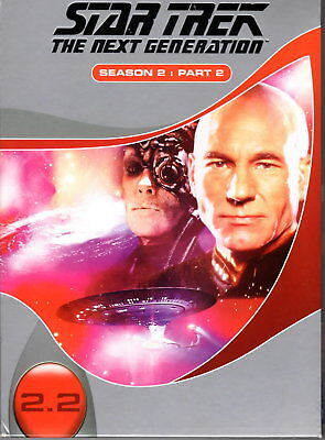 Star Trek - The Next Generation - Season 2.2