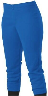 Alleson Ahtletic Damen Schnell Tonlage Softball Hose, Royal, Xs