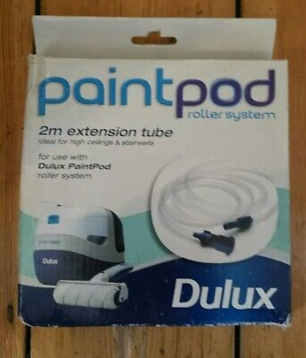 Dulux Paint Pod 2m Extension Tube for use with Dulux paint pod.