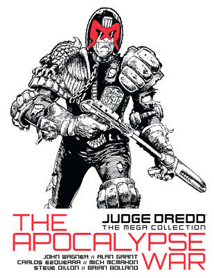 Judge Dredd The Mega Collection - Origins (Issue 4)
