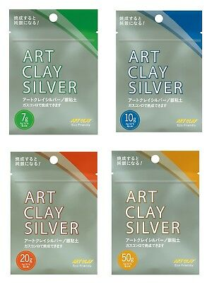 Art Clay Silver - Metal Clay - Lower Price per gram  & Less Shrinkage than PMC3