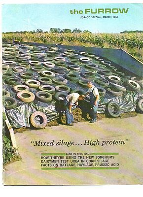 Furrow john deere magazine march 1965