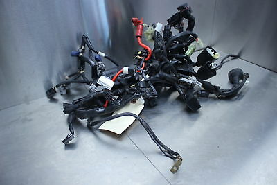 15-17 Yamaha Yzf R1S Main Engine Wiring Harness Loom