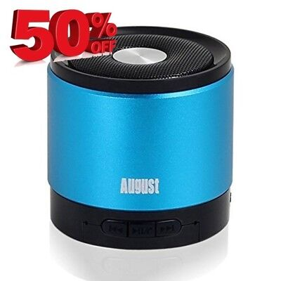 FREE SHIPPING Portable Bluetooth Wireless Speaker with Microphone NEW US FREE