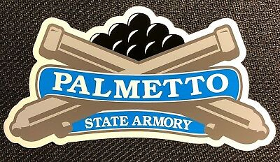 New! PALMETTO STATE ARMORY Sticker / Decal