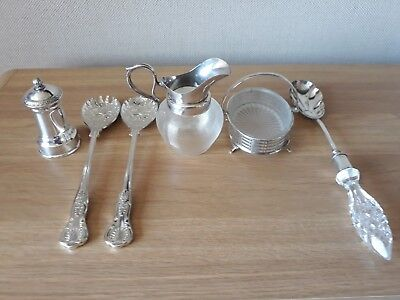 Silver/Silver plated Job Lot