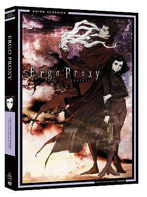 Ergo Proxy Anime Complete Collection RC1 [4 DVDs]